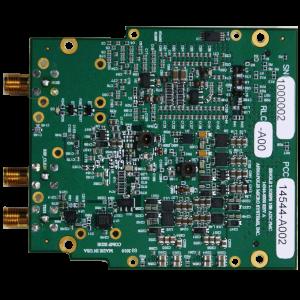 Rugged 2.5GSps 10-Bit ADC FPGA Mezzanine Card