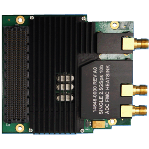 High Performance 2.5 GSps 10-Bit ADC FMC