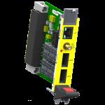 Dual Channel QSFP+ OpenVPX 3U Rear Transition Module