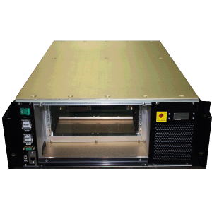 Rugged COTS 4 Slot OpenVPX 6U FPGA Chassis