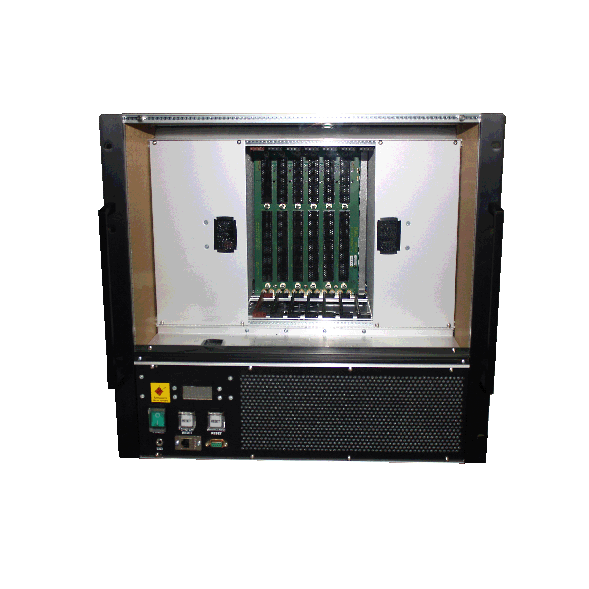 Rugged COTS 6 Slot OpenVPX 6U Chassis
