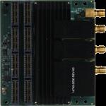 Dual Channel 1.5GSps 12-Bit ADC Mezzanine Card