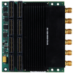High Performance Quad 500MSps 14-Bit ADC Mezzanine Card