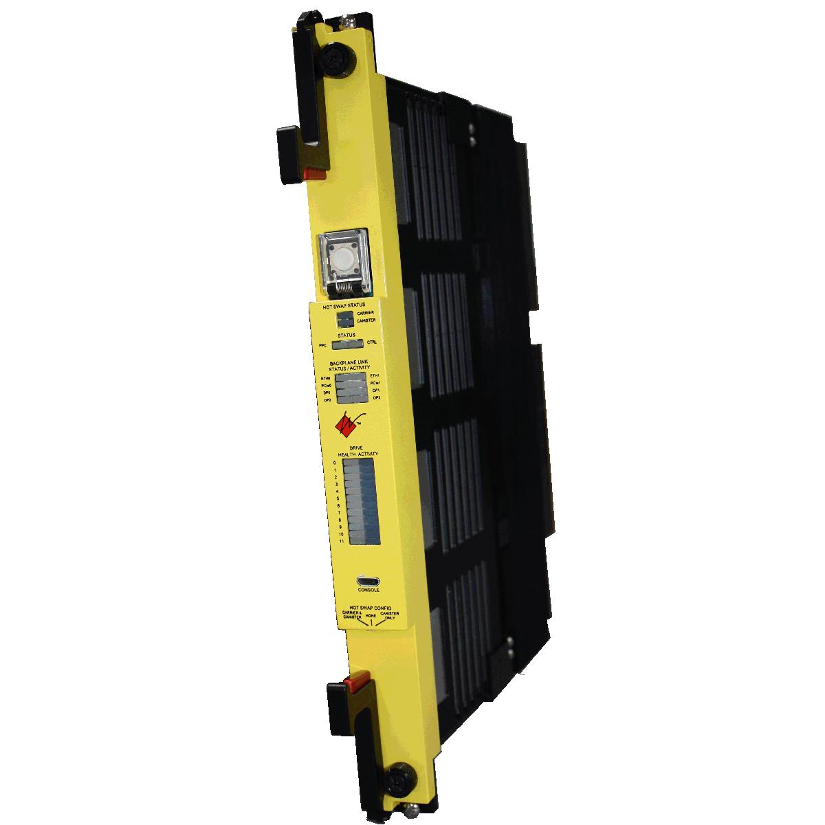 High Density High Capacity OpenVPX 6U Storage Board