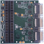 Rugged Universal 6 Gigabit Serial CD Mezzanine Card