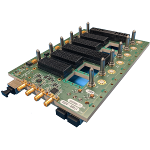 100GbE 6-slot 3U VPX Backplane
