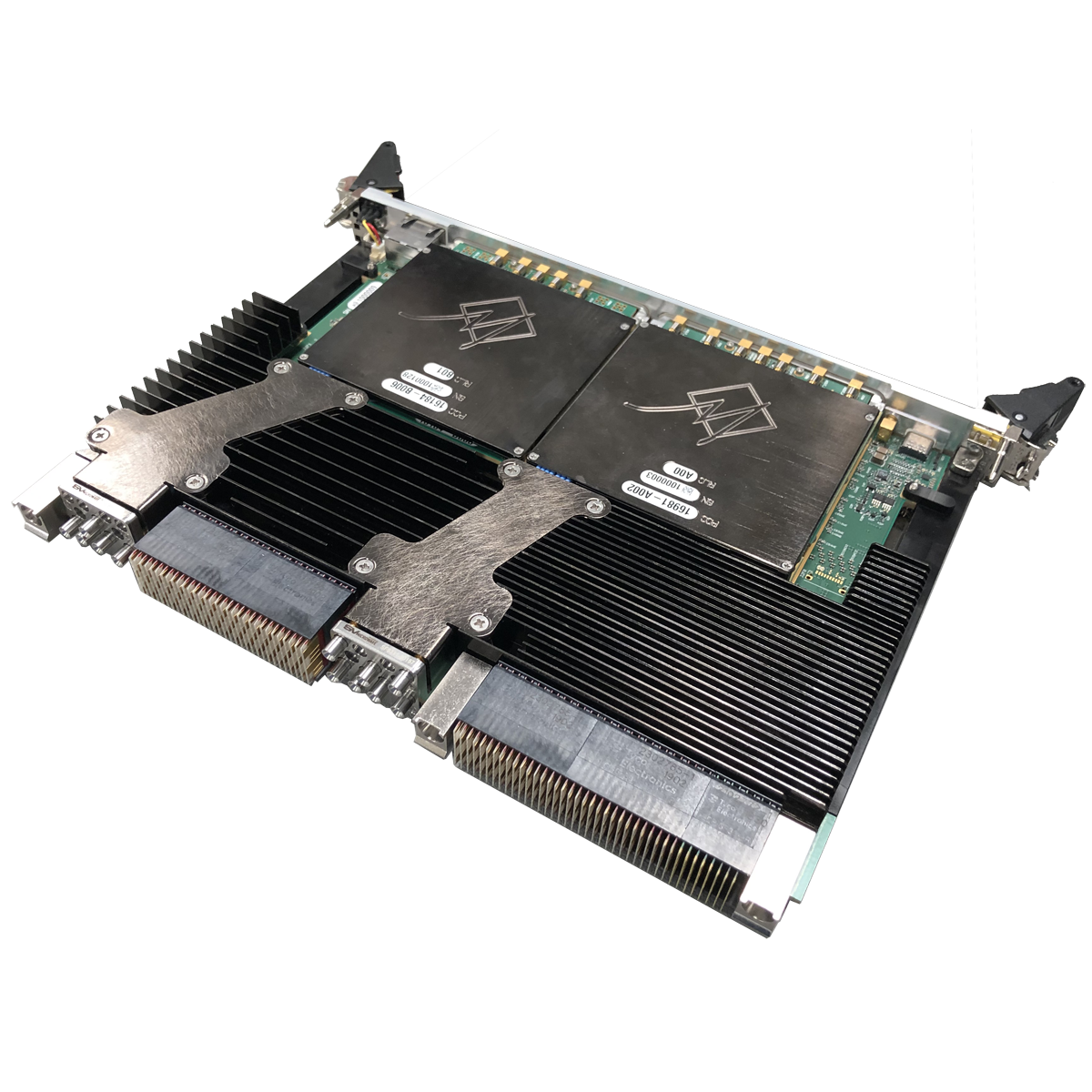 Xilinx Virtex UltraScale+ FPGA Board with Zynq Quad ARM CPU - 6XB2