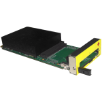 MicroTCA Compliant Xilinx Virtex 6 FPGA Processing Board