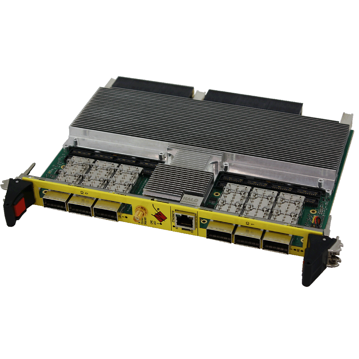 Rugged Xilinx Virtex 7 OpenVPX FPGA Processing Board