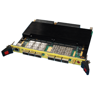 Xilinx Virtex 7 OpenVPX Conduction Cooled 6U Board