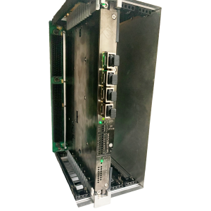 6U VPX Switch installed in Chassis
